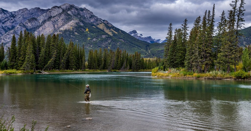 River Fishing Best Places to Fish